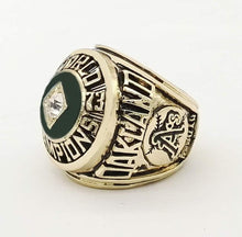 Oakland Athletics World Series Ring (1972) - Premium Series - Championship Rings