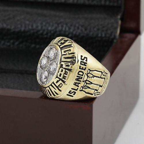New York Islanders Stanley Cup Ring (1983) - Championship Rings