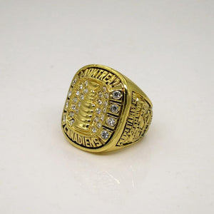 Montreal Canadiens Stanley Cup Ring (1946) - Championship Rings