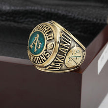 Oakland Athletics World Series Ring (1974) - Premium Series - Championship Rings