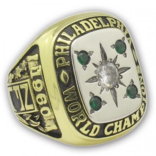 Philadelphia Eagles Championship Ring (1960) - Championship Rings