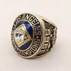 Los Angeles Dodgers World Series Ring (1965) - Premium Series - Championship Rings