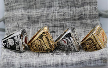 SPECIAL EDITION Florida State Seminoles College Football National Championship Ring (2013) 4 Ring Set - Premium Series