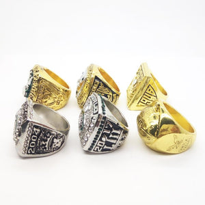 Philadelphia Eagles Super Bowl Ring Set (1948, 1949, 1960, 1980, 2004, 2018) - Championship Rings