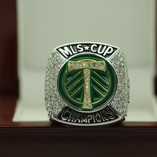 Portland Timbers MLS Cup Championship Ring (2015) - Premium Series - Championship Rings