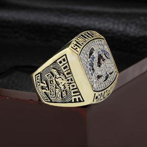 Colorado Avalanche Stanley Cup Ring (2001) - Championship Rings