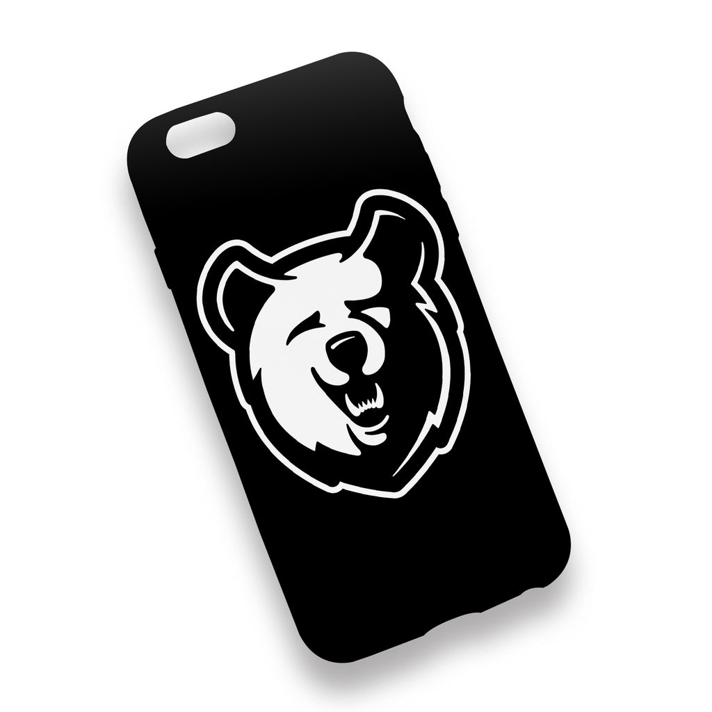 Grizzy B/W Phone Case
