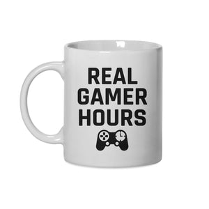 Real Gamer Hours Mug