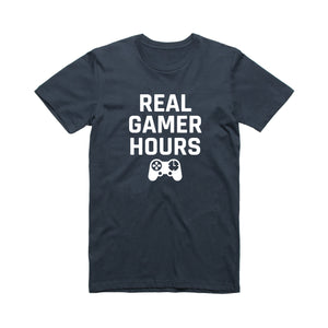 Real Gamer Hours T-Shirt