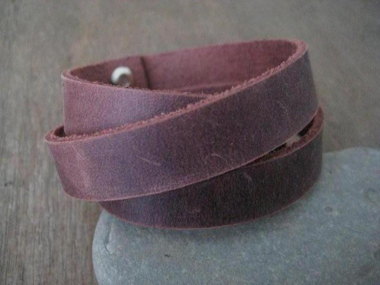 Everyday Leather Wrap