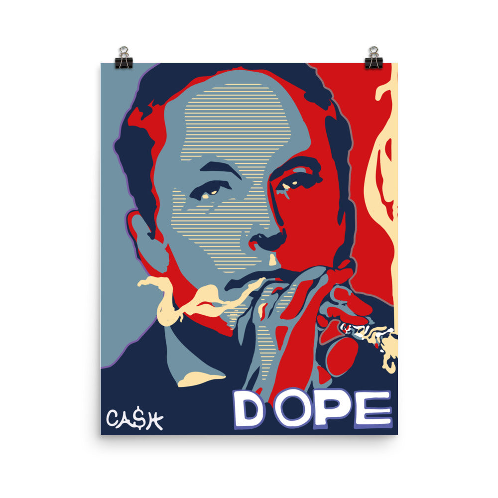 Elon Dope Photo paper poster