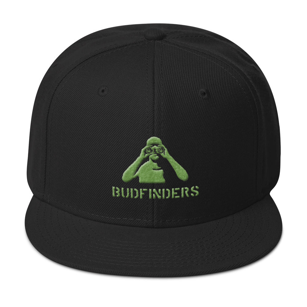 Budfinders Snapback Hat