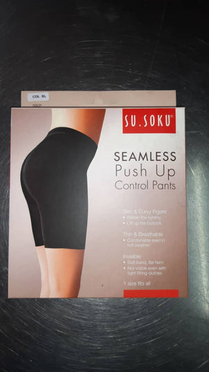 Seamless Push Up Control Pants