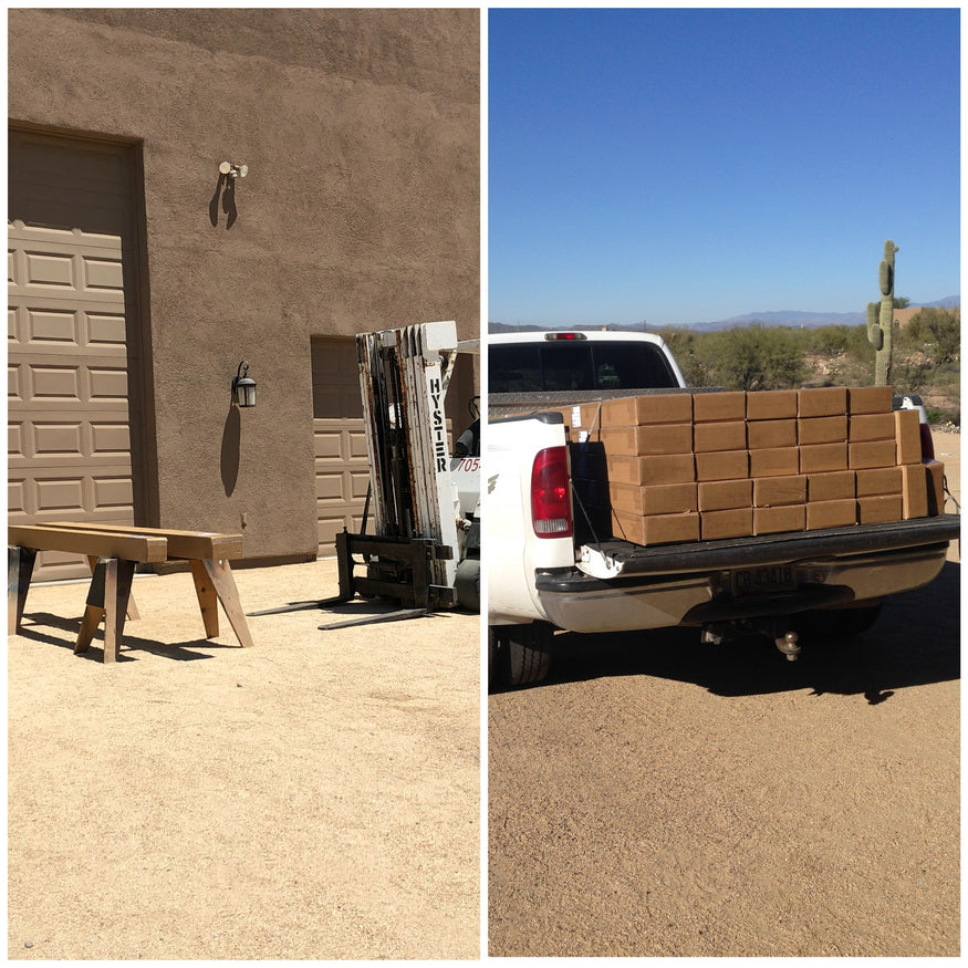 Christner Woodworkers provides local pickup and delivery for pocket door frame kits.