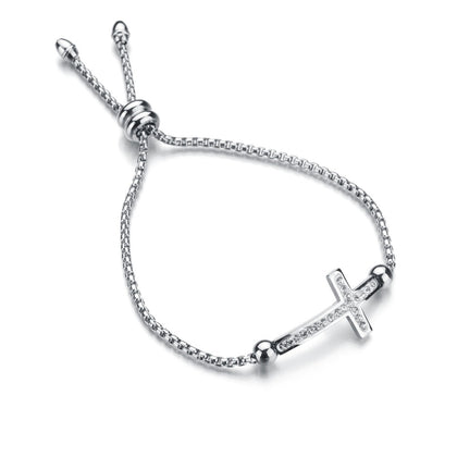Women's Cross Bracelet