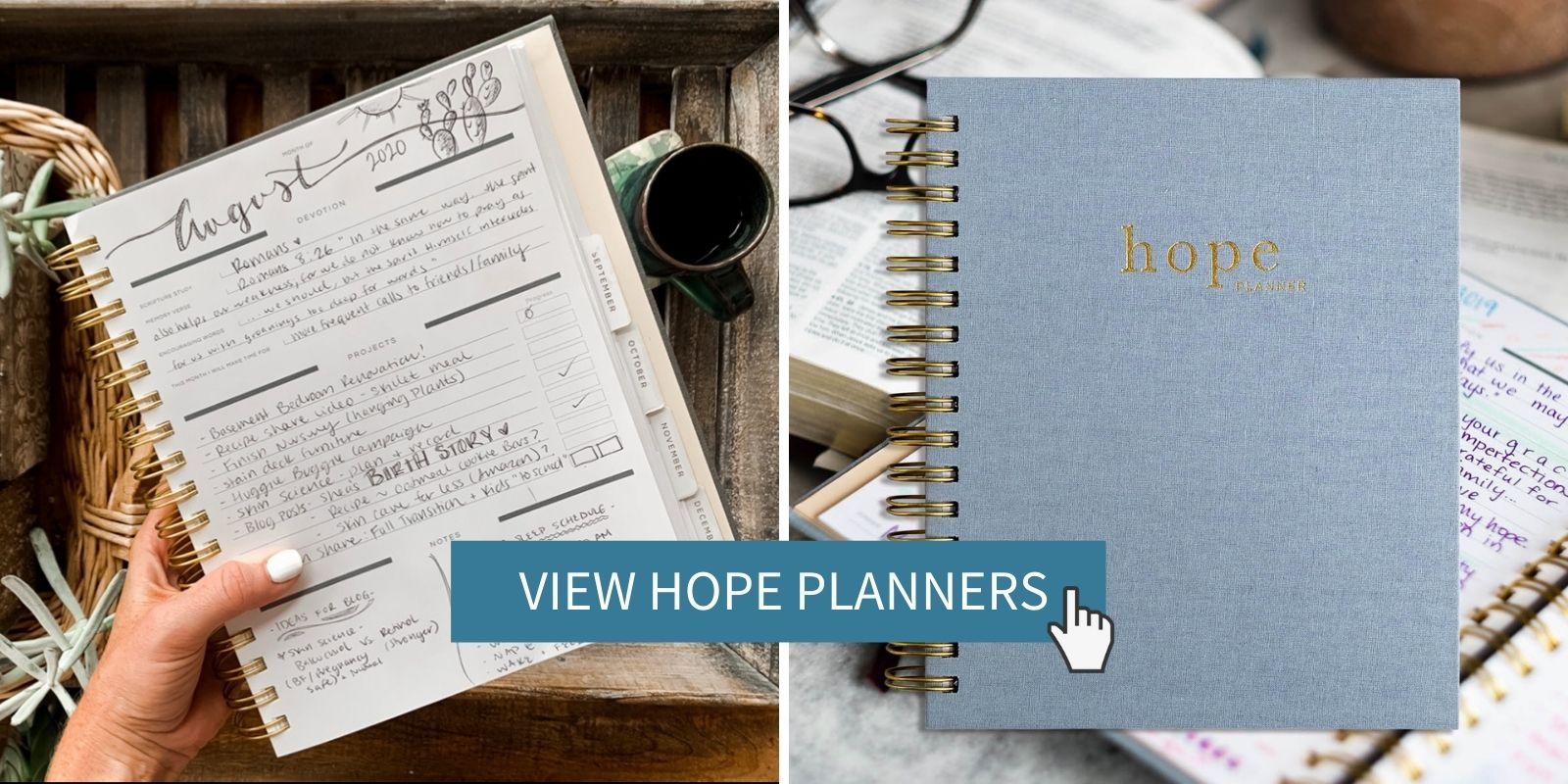 Hope Planners