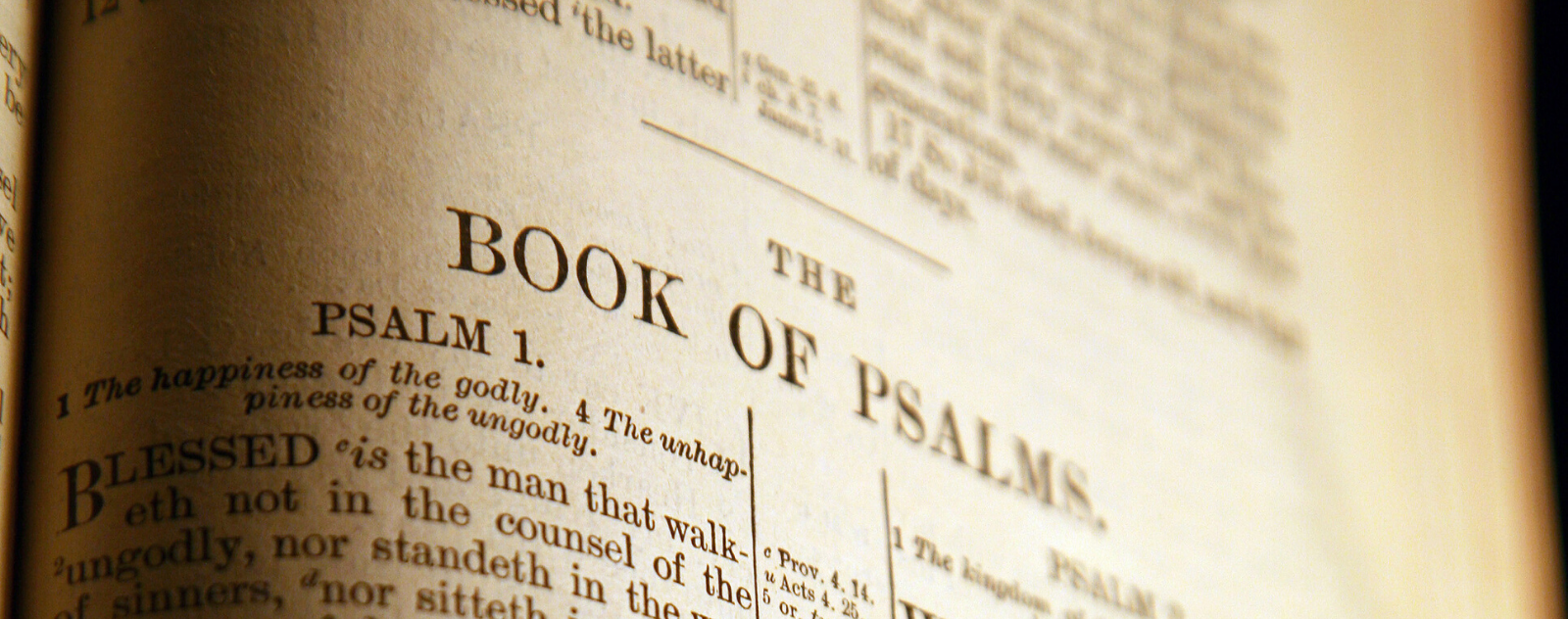 book of psalm