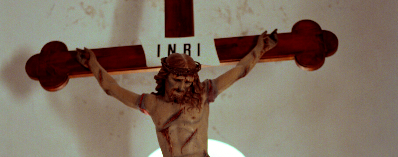 INRI Christian cross