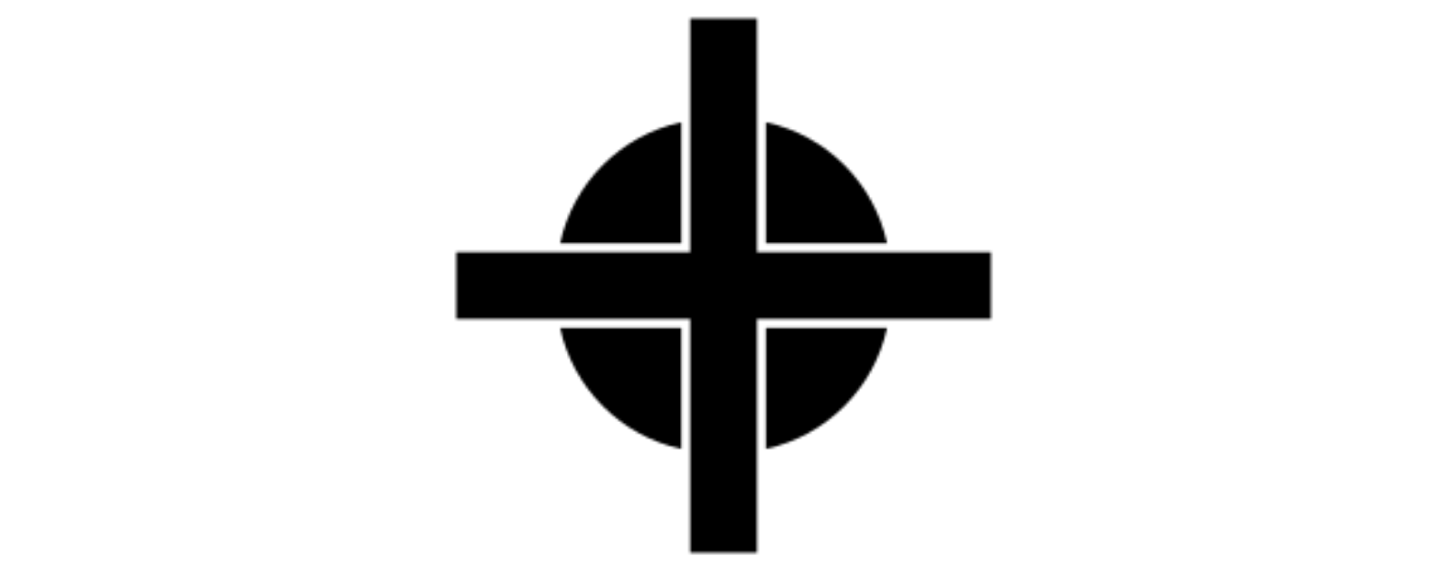 cruciform halo cross