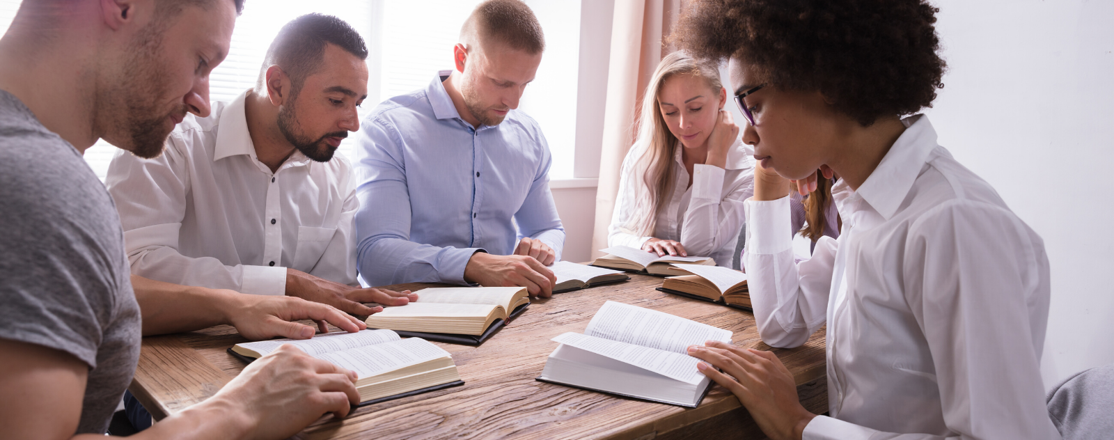 Study the Bible in a Group