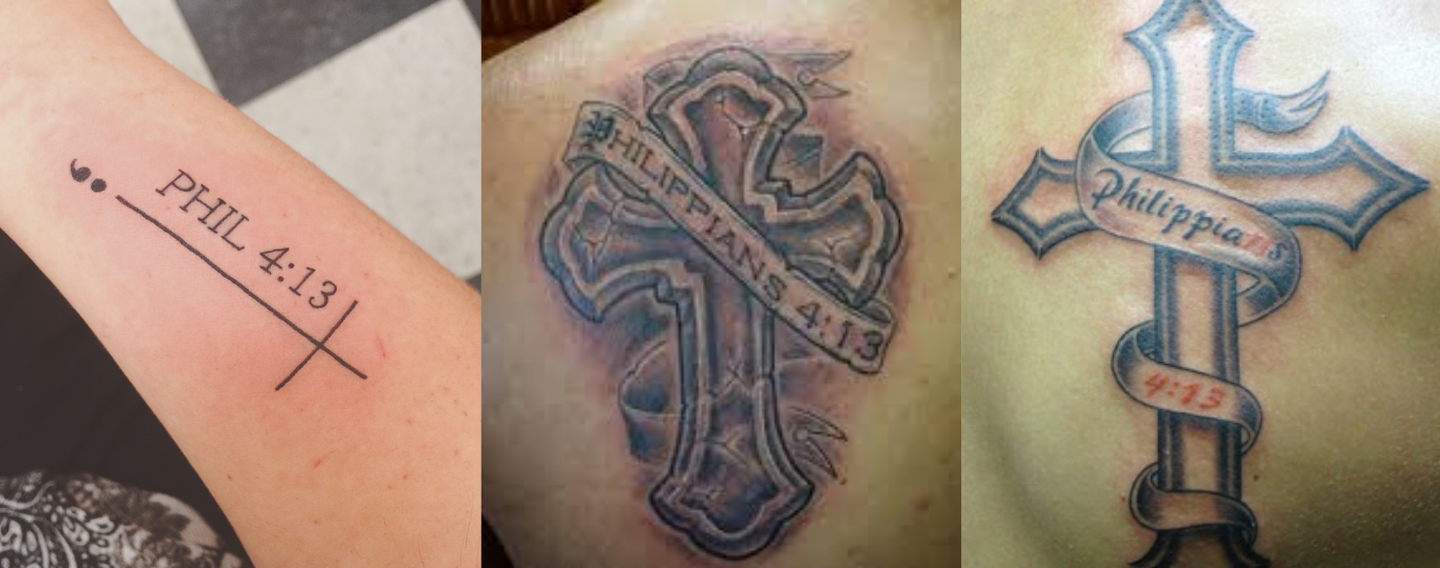 philippians-4-13-tattoo-with-cross-2