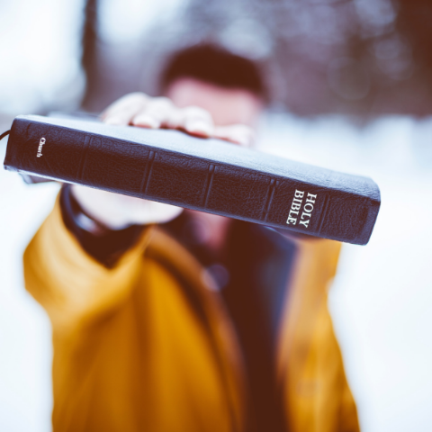 What to Read in the Bible for Strength