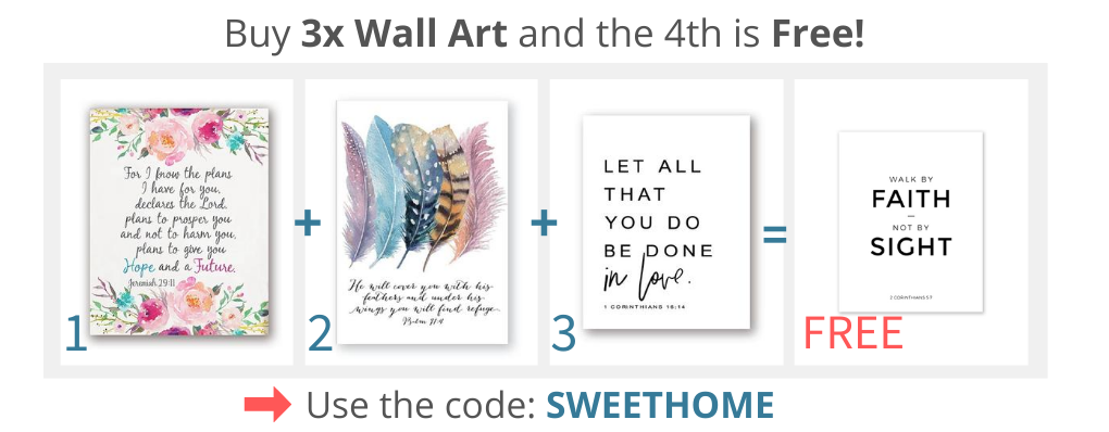 wall art offer