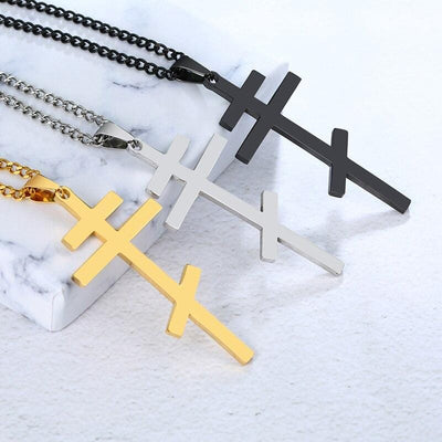 orthodox cross necklaces