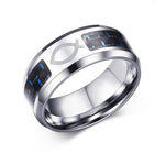 Christian fish ring