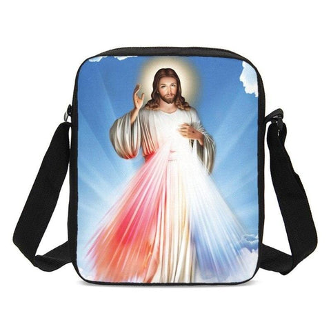 Jesus-Shoulder-Bag