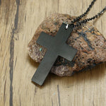 The Lord's Prayer Jewelry <br>Cross Necklace