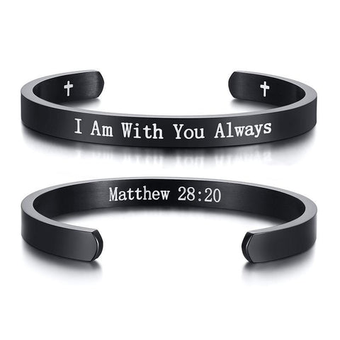 i am with you bracelet