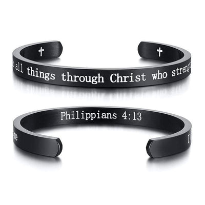 i can do all things through christ bracelet