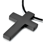 black-men's-cross-rope-necklace