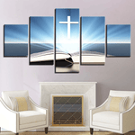 christian-cross decor