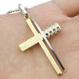 Fashion Cross Necklace