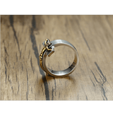 Crucifix Ring with Jesus