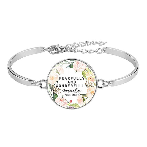 Fearfully And Wonderfully Made Bracelet