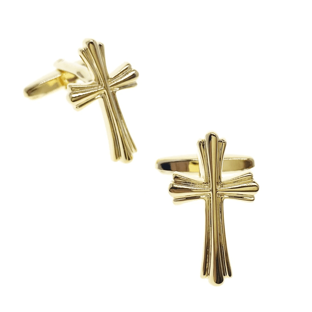 gold-cufflinks-with-cross