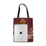 Christian Tote Bag<br> He Is Risen