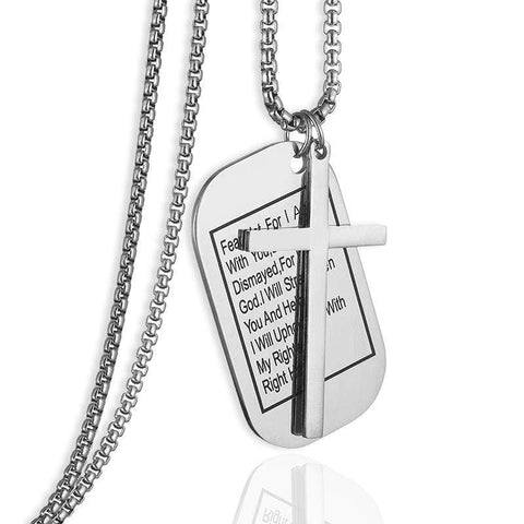 isaiah 41 10 necklace
