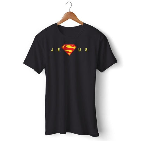 jesus-superman-t-shirt