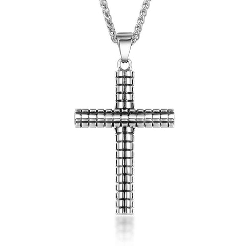 Religious Cross Necklace Aesthetic