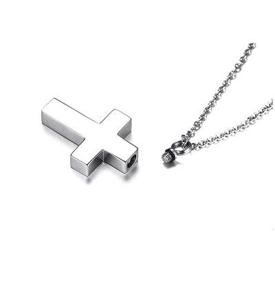 silver cross keepsake