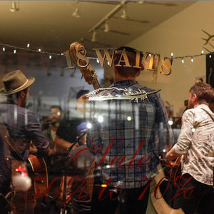 18 WAITS STORE SERIES | THE TREWS