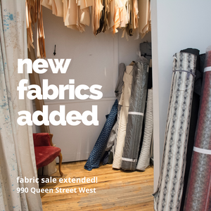 New Fabrics Added