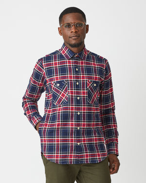 Woodsman Shirt | American Plaid