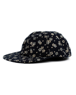 Camp Cap | Flowers and Hearts