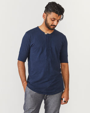 Hitchhiker Henley | Sea Hemp