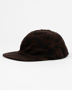 Camp Cap | Brown Aztec